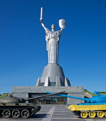 ..die in der Sowjetunion zum Gedenken an den Sieg der sowjetischen Streitkräfte im Großen Vaterländischen Krieg errichtet wurde.