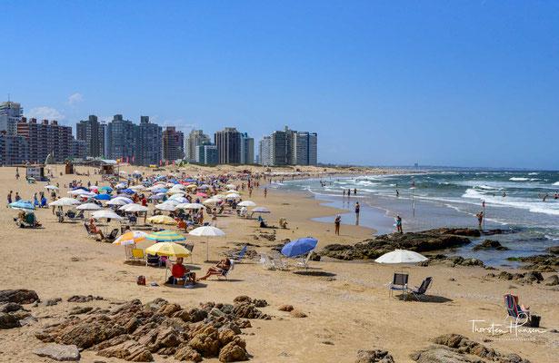 Strand bei Punta del Este