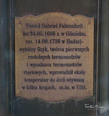 Grad Fahrenheit ist eine Maßeinheit der Temperatur. Sie wurde nach Daniel Gabriel Fahrenheit benannt.
