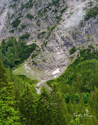 Das Johannestal ist ein Seitental des Rißtals im Karwendel.