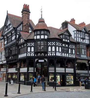 Fachwerkstadt Chester