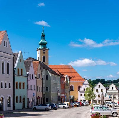 Die Stadt Neustadt an der Waldnaab liegt im Oberpfälzer Wald im Herzen des Naturparks Nördlicher Oberpfälzer Wald an der Mündung der Floß in die Waldnaab.