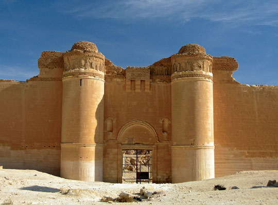 Wüstenschloss Qasr al-Hair ash-Sharqi