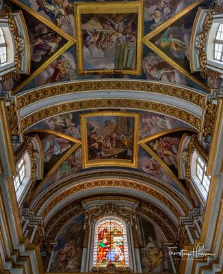 Am Vorbild von St. Paul orientierten sich später alle Architekten bei der Planung neuer Kirchen auf Malta. Barockstil, Vierungskuppel und Doppelturmfassade blieben bis weit ins 19. Jahrhundert für jeden maltesischen Kirchenbau maßgeblich