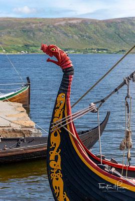 Rekonstruktion eines Wikingerschiffes