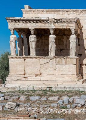 Im Laufe seiner Geschichte wurde das Gebäude zu verschiedenen Zwecken genutzt und dabei oft die ursprüngliche Form beschädigt. Im 7. Jahrhundert wurde es in eine byzantinisch-christliche Kirche umgewandelt.