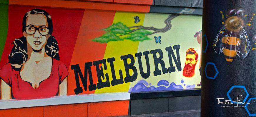 Willkommen in Melbourne