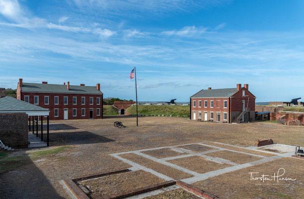 Es ist das älteste noch bestehende Fort in Georgia
