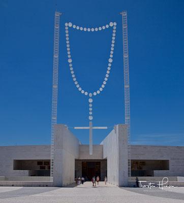 Basilika zur Heiligsten Dreifaltigkeit in Fátima