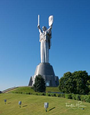 Mutter-Heimat-Statue (Kiew)