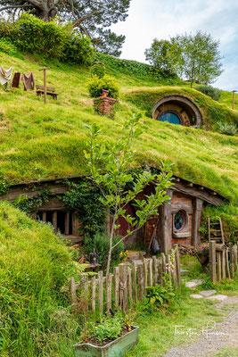 Hobbiton liegt in der Nähe von Matamata.