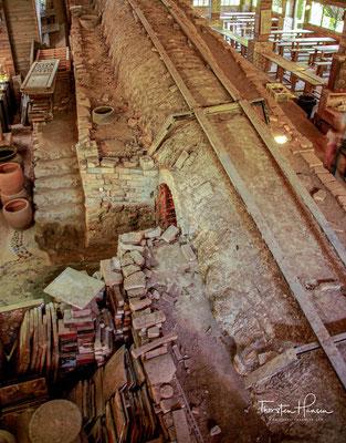 Während des Erdbebens in Jiji am 21. September (921) im Jahr 1999 wurde der Schlangenofen vollständig zerstört.