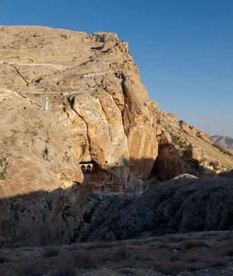 Kloster der heiligen Thekla in Maalula