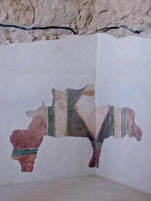 Masada Bäder aus der Zeit des Herodes
