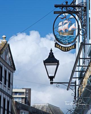 Impressionen aus Portsmouth