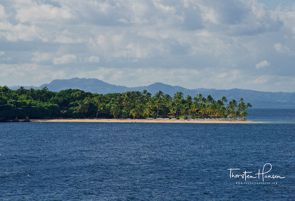 Bacardi Insel - Isla Cayo Levantado
