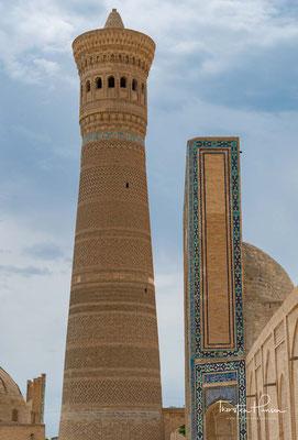 Das Kalon-Minarett (Großes Minarett) ist ein Minarett in der usbekischen Stadt Buxoro. Es gilt als Wahrzeichen der Stadt.