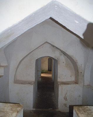Das persische Bad vom Sultan Seyyid Said