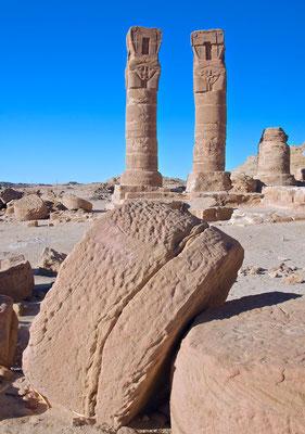 Mut Tempel am Jebel Barkal