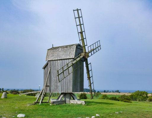 Bockwindmühle in Gettlinge auf Öland