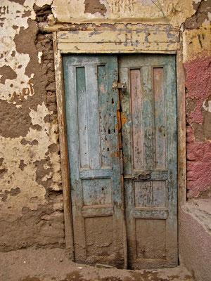 Nubisches Wohnhaus