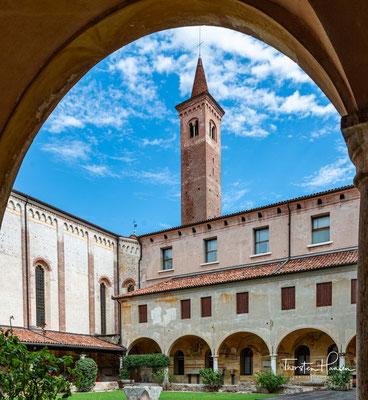 Bekannt ist Bassano del Grappa nicht nur für die Keramik-Industrie, sondern auch für die Grappa-Destillerien.