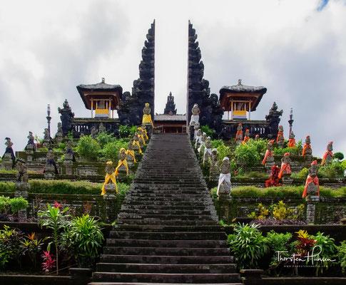 Das Fest Eka Dasa Rudra wird alle 100 Jahre in dem Tempel gefeiert.