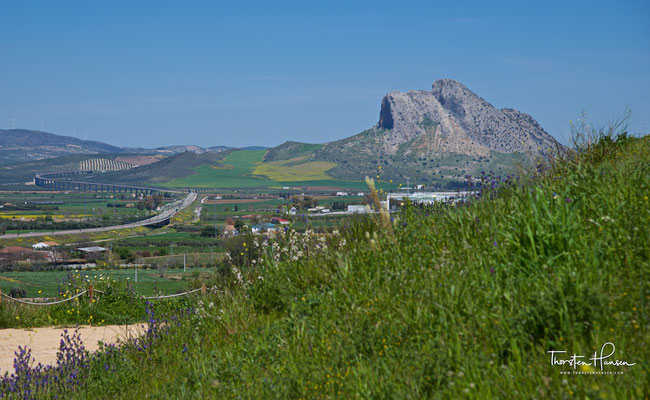 Indianerberg in Antequera