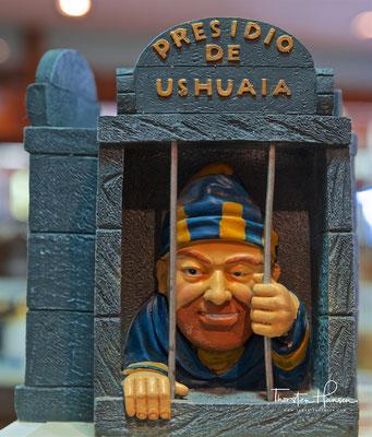 Gefangener im Gefängnis von Ushuaia