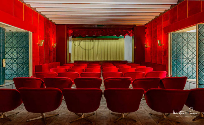 Kino im Unabhängigkeitspalast