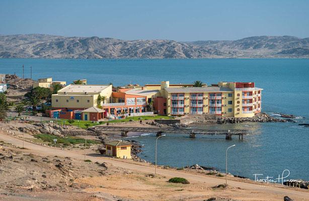 Das Lüderitz Nest Hotel ist ein 4 Sterne Hotel in Lüderit