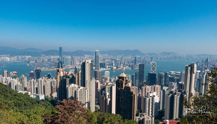 Heute kommen Sie aufgrund der Aussicht auf eines der weltweit spektakulärsten Stadtbilder.