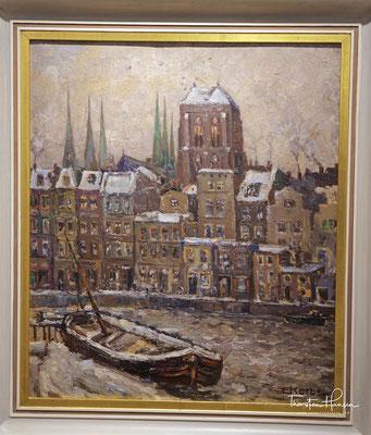Gemälde von Ernst Kolbe in Danzig