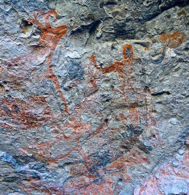 Cueva del Ratón nahe dem Dorf San Francisco de la Sierra