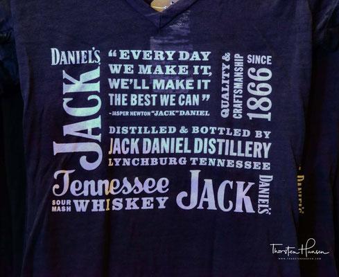 Den ersten selbsthergestellten Whiskey verkaufte Daniel in der Nachbarschaft.