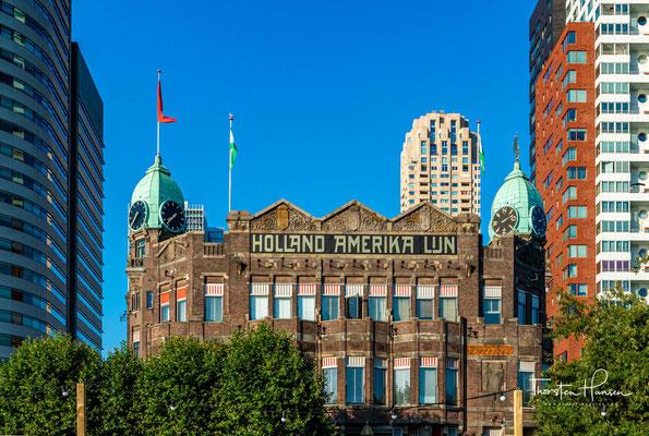 Nachdem die HAL den Unternehmenssitz nach Seattle verlegt hatte, verkaufte sie das Gebäude 1984. Es stand mehrere Jahre leer.