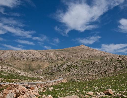 Nemrut Dağı (Adıyaman) der Berg Nimrod