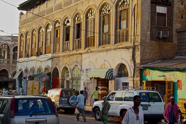 Djibouti für einen Tag