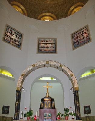 Die Kirche der Seligpreisungen