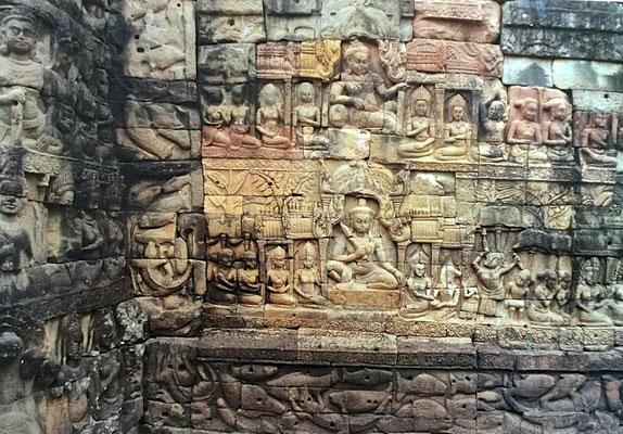 Terrasse des Leprakönigs