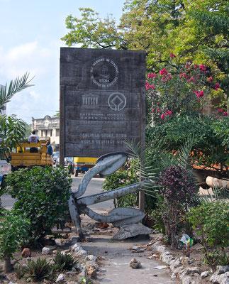 UNESCO Weltkulturerbe Altstadt von Zanzibar