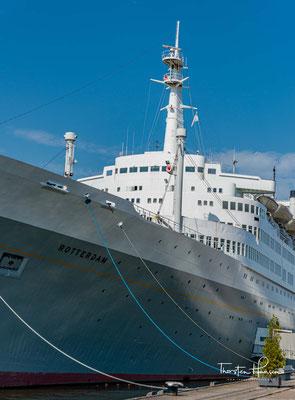 Sie verließ Rotterdam am 3. September 1959 zur Jungfernfahrt mit dem Ziel New York.