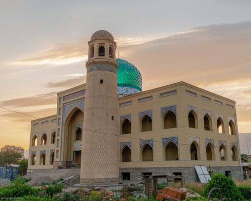 Mausoleum von Sheik Muslekheddin in Chudschand