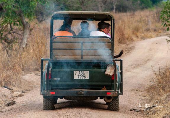 Der Kafue-Nationalpark (engl. Kafue National Park) ist der größte Nationalpark in Sambia. Der Park wurde in den 1950er Jahren gegründet und umfasst 22.400 Quadratkilometer.