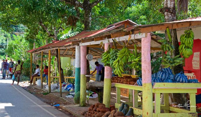 Impressionen von der Halbinsel Samaná in der Dominikanischen Republik