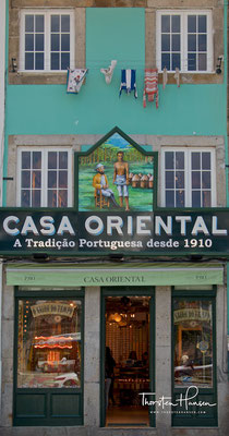 Casa oriental in Porto