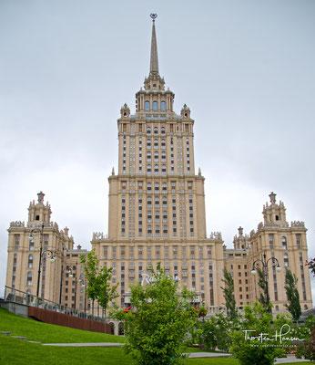Hotel Radisson Royal Moskau (Ukraina), eine der Sieben Schwestern