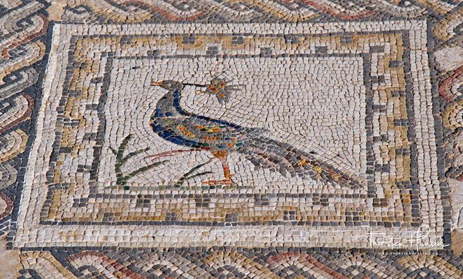 Italica, eine römische Stadt in Hispanien