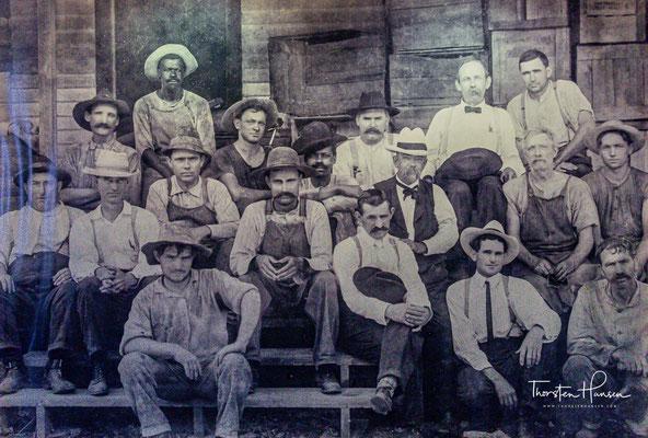 """1866 wurde das Unternehmen """"Jack Daniel's"""" als erste Destillerie in das Handelsregister eines US-Bundesstaates aufgenommen."""