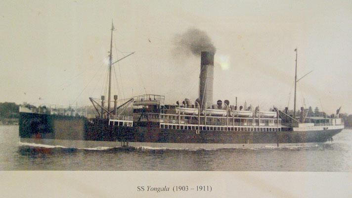 Tauchgang S.S. Yongala